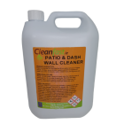 Cleanfast Patio & Dash Wall Cleaner 5L
