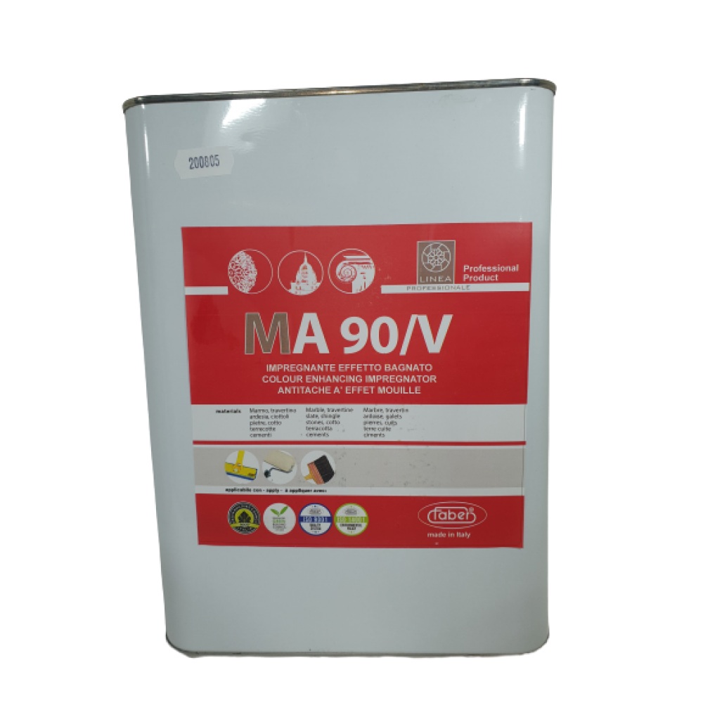 Faber MA 90V - Natural Stone Sealer / Wet Look Protector