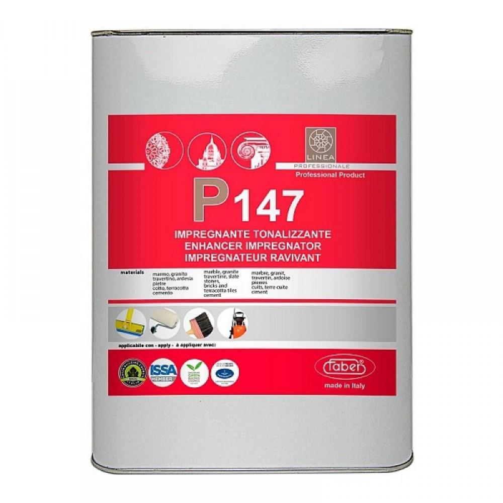Faber P147 Impregnator - Patio & Natural Stone Sealer