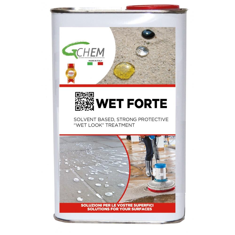 Wet Forte - Solvent Wet Look Impregnator